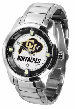 Colorado Titan Men's Steel Watch