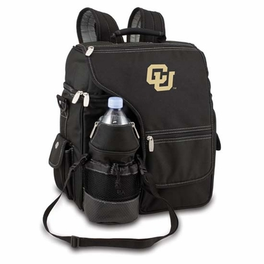 Colorado Turismo Embroidered Backpack (Black)