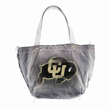 Colorado Vintage Tote (Black)