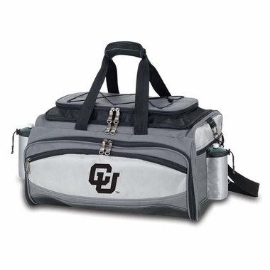 Colorado Vulcan Embroidered Tailgate Cooler (Black)