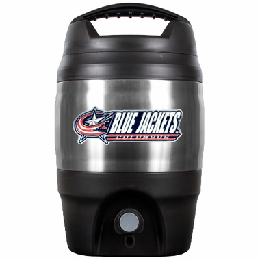Columbus Blue Jackets 1 Gallon Tailgate Jug