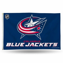 Columbus Blue Jackets 3 x 5 Flag