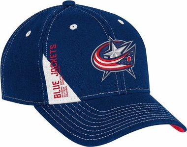 Columbus Blue Jackets Ather Adjustable Hat