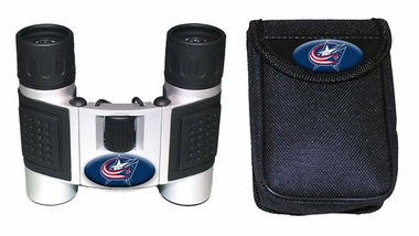 Columbus Blue Jackets Binoculars and Case