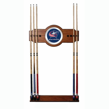 Columbus Blue Jackets Cue Rack