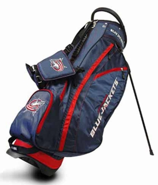 Columbus Blue Jackets Fairway Stand Bag