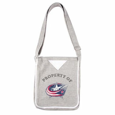 Columbus Blue Jackets Hoodie Crossbody Bag
