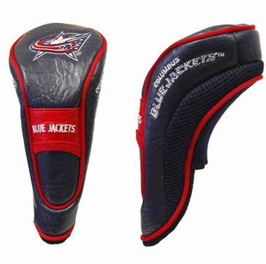 Columbus Blue Jackets Hybrid Individual Headcover