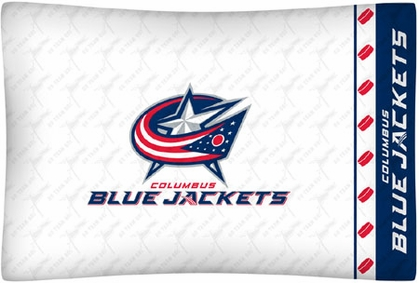 Columbus Blue Jackets Individual Pillowcase