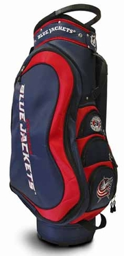 Columbus Blue Jackets Medalist Cart Bag
