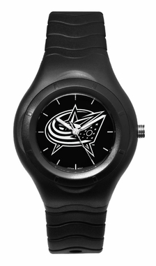 Columbus Blue Jackets Mens Shadow Watch