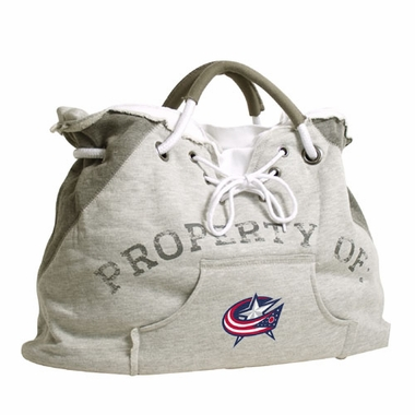 Columbus Blue Jackets Property of Hoody Tote