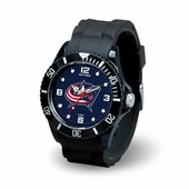 Columbus Blue Jackets Watches & Jewelry