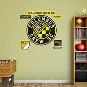 Columbus Crew Wall Decorations