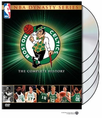Complete History of the Boston Celtics DVD