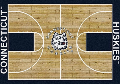 "Connecticut 7'8"" x 10'9"" Premium Court Rug"