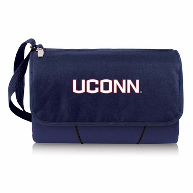 Connecticut Blanket Tote (Navy)