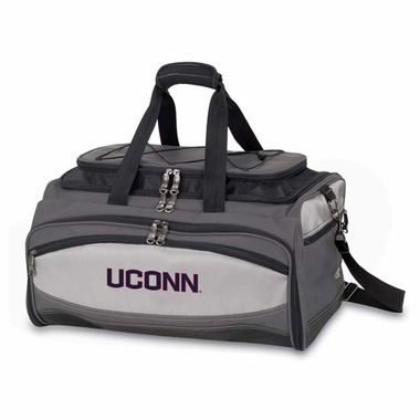 Connecticut Buccaneer Tailgating Embroidered Cooler (Black)
