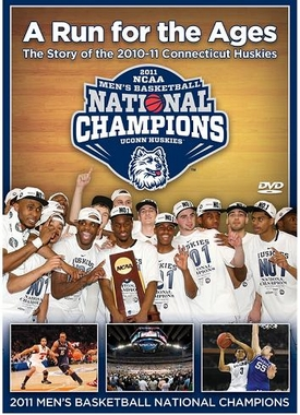Connecticut Final Four Champs DVD
