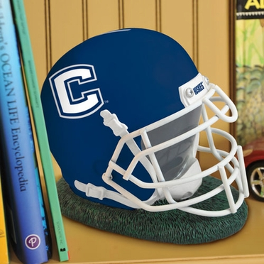 Connecticut Helmet Shaped Bank