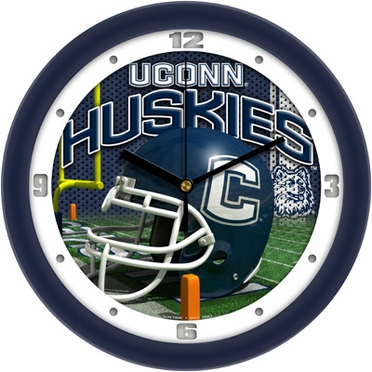 Connecticut Helmet Wall Clock