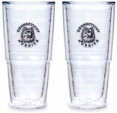Connecticut Set of TWO 24 oz. Tervis Tumblers