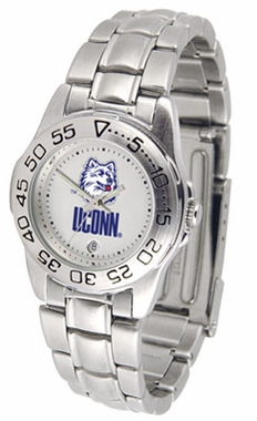 Connecticut Sport Women's Steel Band Watch