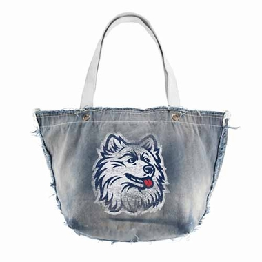 Connecticut Vintage Tote (Denim)