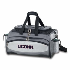 Connecticut Vulcan Embroidered Tailgate Cooler (Black)