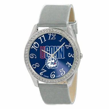Connecticut Women's Glitz Watch