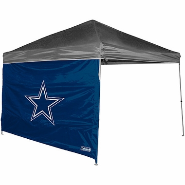 Dallas Cowboys 10 x 10 Straight Leg Shelter Panel
