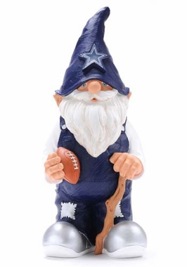 Dallas Cowboys 11 Inch Garden Gnome