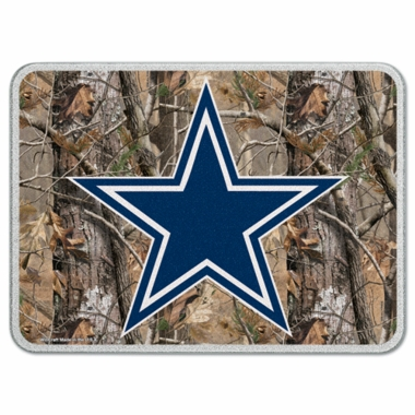 Dallas Cowboys 11 x 15 Glass Cutting Board (Realtree)