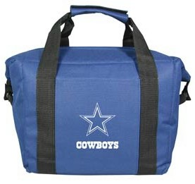 Dallas Cowboys 12 Pack Cooler Bag