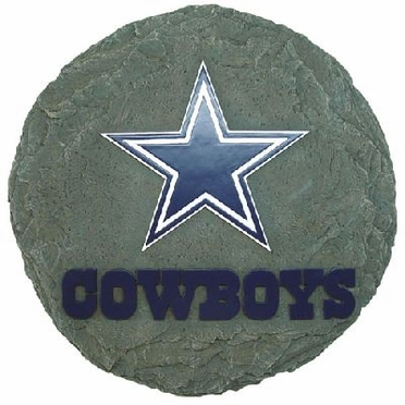 "Dallas Cowboys 13.5"" Stepping Stone"