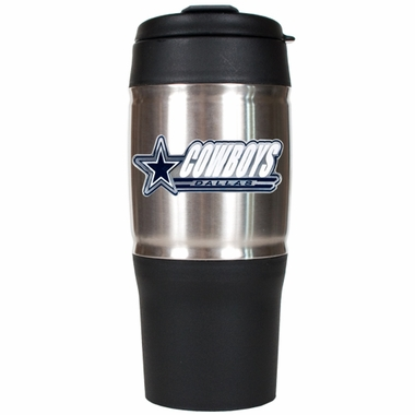 Dallas Cowboys Heavy Duty Travel Tumbler