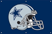 Dallas Cowboys Flags & Outdoors