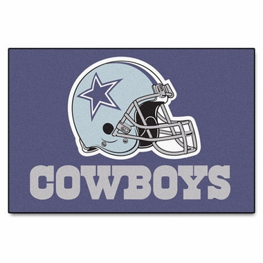 Dallas Cowboys 20 x 30 Rug