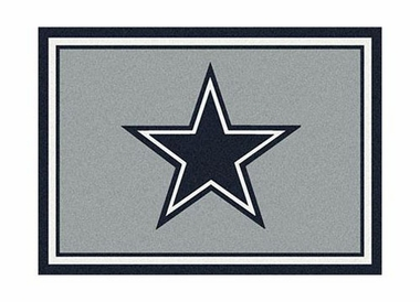 "Dallas Cowboys 3'10"" x 5'4"" Premium Spirit Rug"