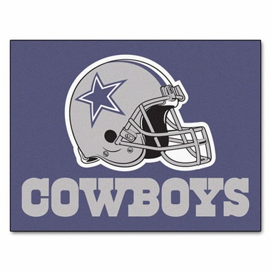 Dallas Cowboys 34 x 45 Rug