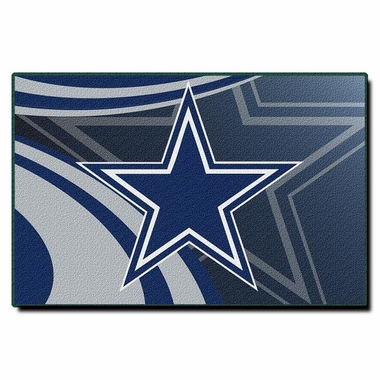 Dallas Cowboys 40 x 60 Rug