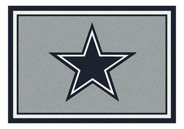 "Dallas Cowboys 5'4"" x 7'8"" Premium Spirit Rug"