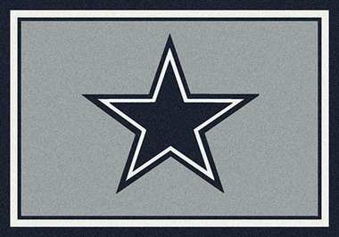 "Dallas Cowboys 7'8"" x 10'9"" Premium Spirit Rug"