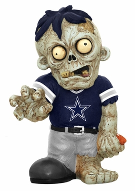 Dallas Cowboys Zombie Figurine