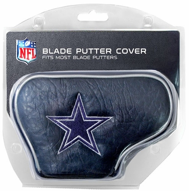Dallas Cowboys Blade Putter Cover