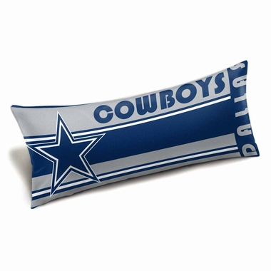 Dallas Cowboys Body Pillow