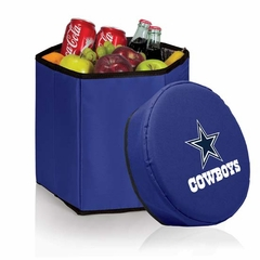 Dallas Cowboys  Bongo Cooler / Seat (Navy)
