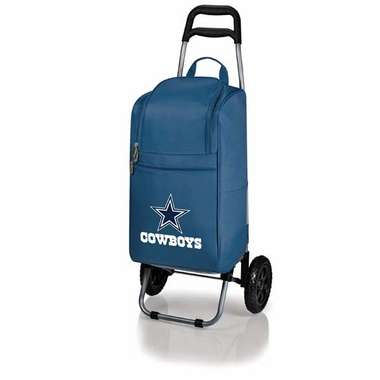 Dallas Cowboys Cart Cooler (Navy)