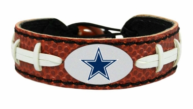 Dallas Cowboys Classic Football Bracelet