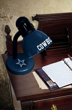 Dallas Cowboys Dorm Lamp
